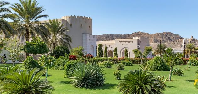 صورة أفضل الأماكن السياحية في سلطنة عمان