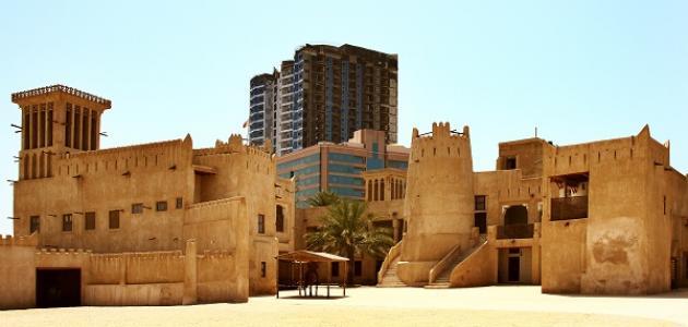 صورة معالم مدينة عجمان