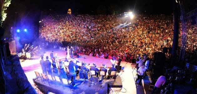 صورة أين يقام مهرجان قرطاج