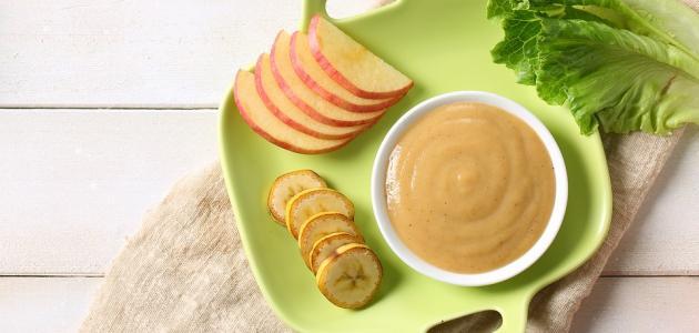 صورة أطعمة للأطفال عمر 4 شهور