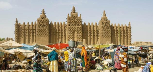 صورة معلومات عن دولة مالي