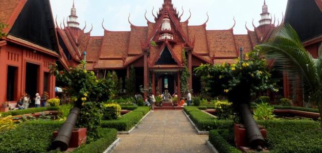 صورة السفر إلى كمبوديا