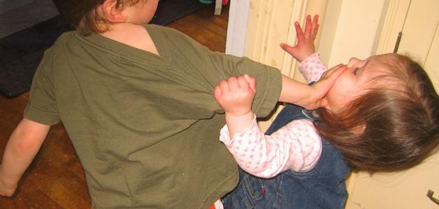 صورة طرق علاج العنف عند الأطفال