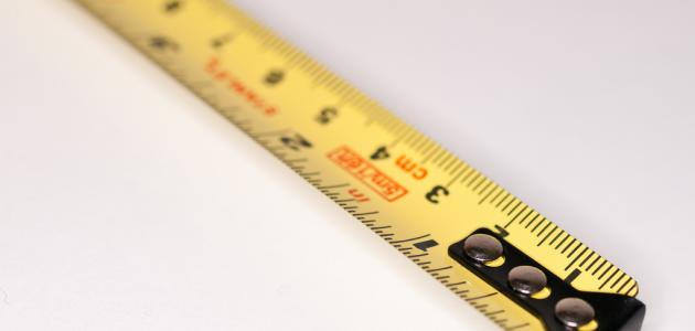 صورة بماذا يقاس طول الإنسان