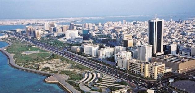 صورة مدينة طنجة وآثارها