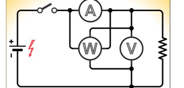 صورة قوانين أساسية في الكهرباء