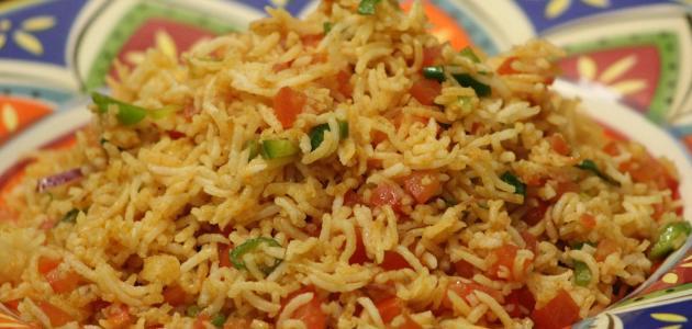 صورة كيفية تحضير أرز
