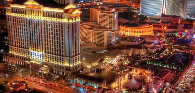 صورة مدينة لاس فيغاس الأمريكية
