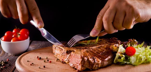 صورة فوائد لحم الجمل