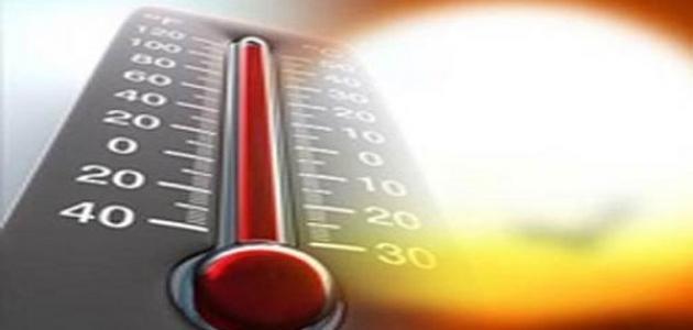 صورة تحويل درجة الحرارة من فهرنهايت إلى مئوي