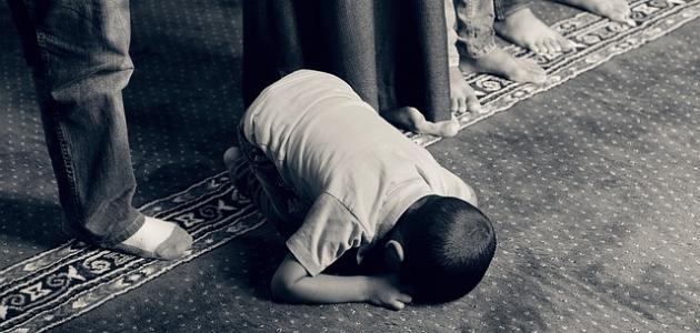 صورة دعاء للمحافظة على الصلاة