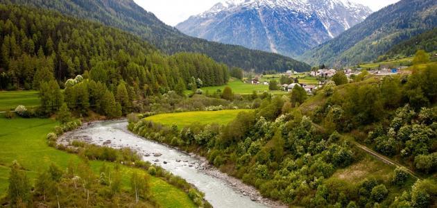 صورة مدن النمسا
