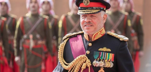 صورة بحث عن الملك عبدالله الثاني