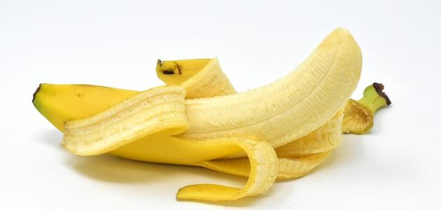 صورة ماسك قشر الموز للشعر