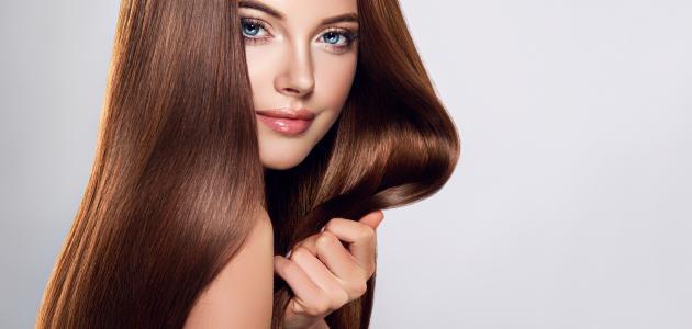صورة كيفية الحصول على لون شعر عسلي