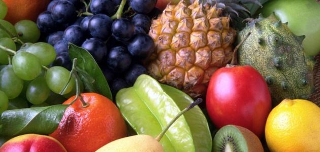 صورة فوائد الفواكه بشكل عام
