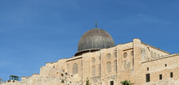 صورة تاريخ المسجد الأقصى