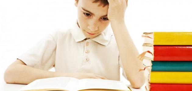 صورة صعوبات التعلم النمائية والإدراكية
