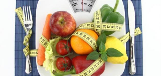 صورة إنقاص الوزن في شهر