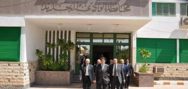 صورة محافظة الوادي الجديد
