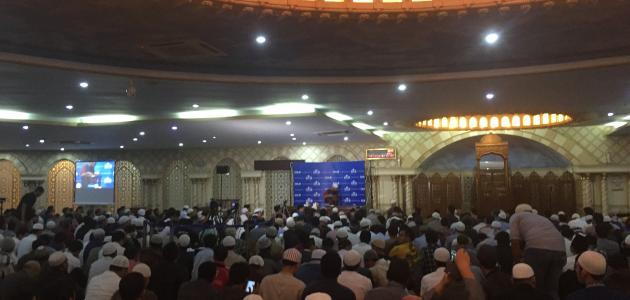 صورة أجر صلاة الجمعة