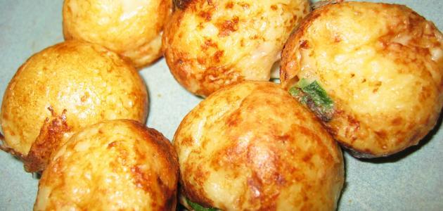 صورة أكلات رمضانية جزائرية بالبطاطا