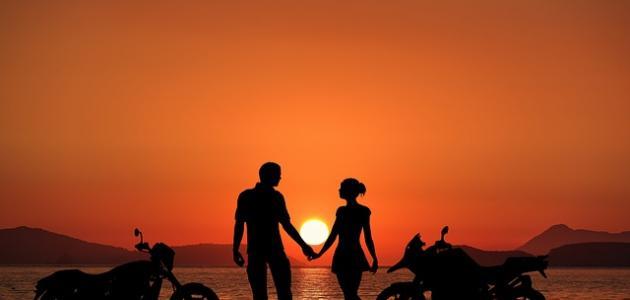 صورة أشعار عن الحب طويلة