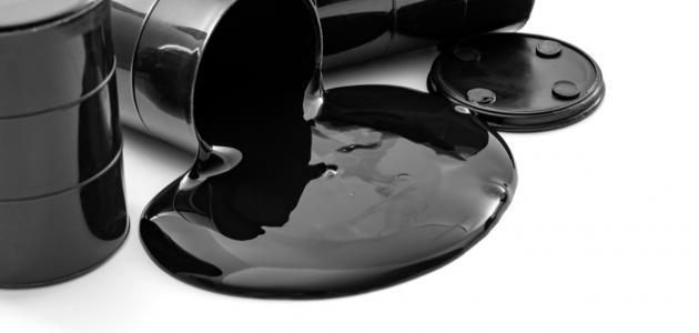صورة كيفية تشكل البترول في الطبيعة