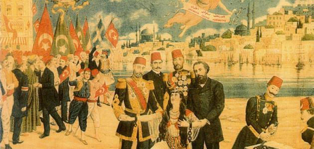 صورة من أول سلطان عثماني