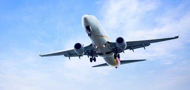صورة كم سرعة الطائرة