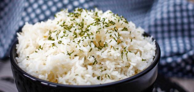 صورة كيفية طبخ الأرز البسمتى