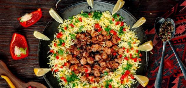 صورة وصفات بالأرز