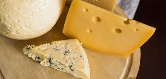 صورة كيف يصنع الجبن الأحمر