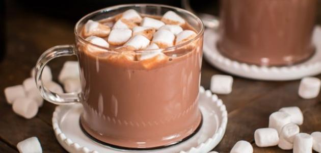 صورة طريقة عمل شراب شوكولاتة ساخنة