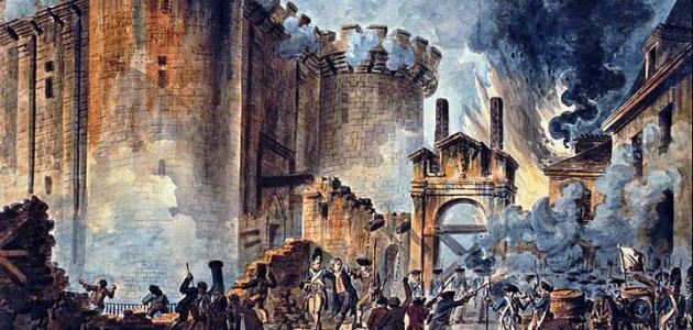 صورة ما هي الثورة الفرنسية