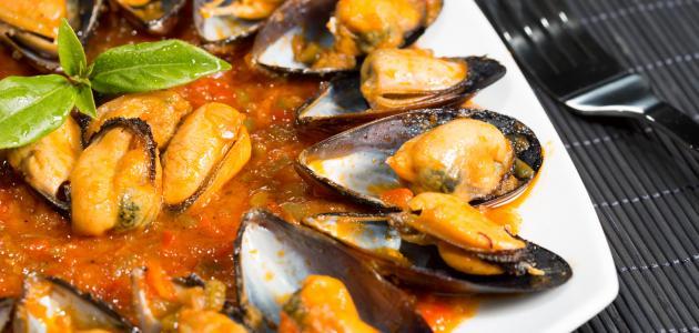 صورة طريقة طبخ ثمار البحر