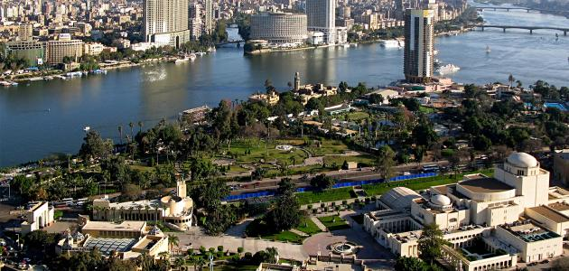 صورة أكبر المدن العربية