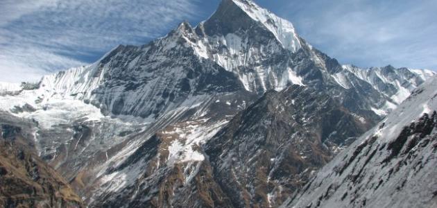 صورة تعريف جبال الهملايا