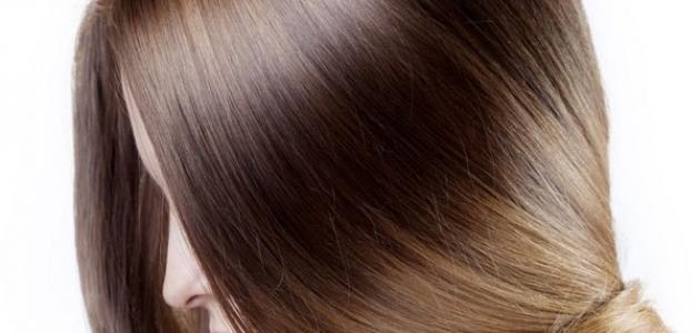 صورة خلطة لتكثيف الشعر