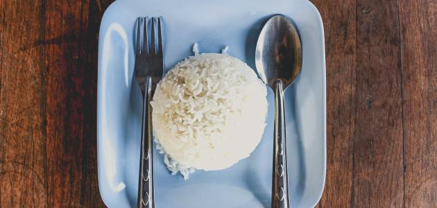 صورة كيفية عمل الأرز المسلوق