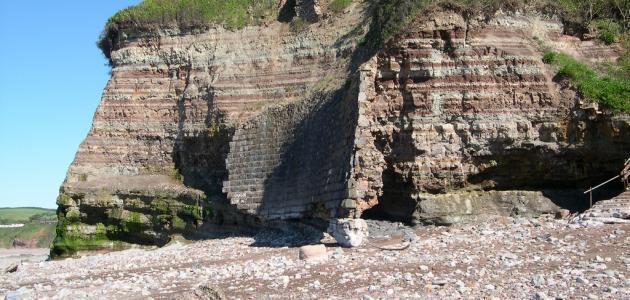صورة أين تتكون الصخور المتحولة