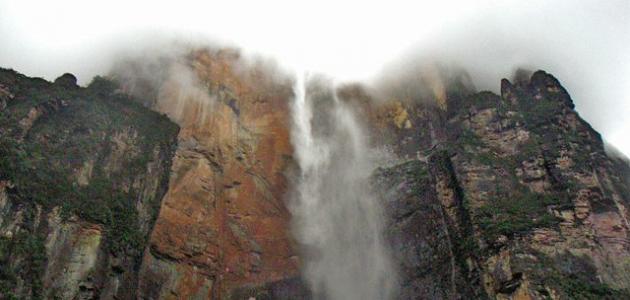 صورة ما هو أطول شلال في العالم