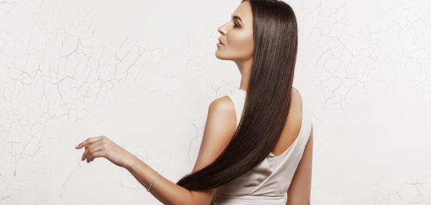 صورة كيف أحصل على شعر طويل بسرعة