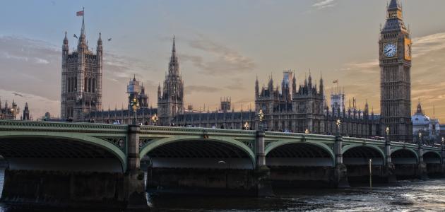 صورة أكبر مدن المملكة المتحدة