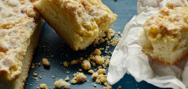 صورة كيفية تحضير خبز الذرة