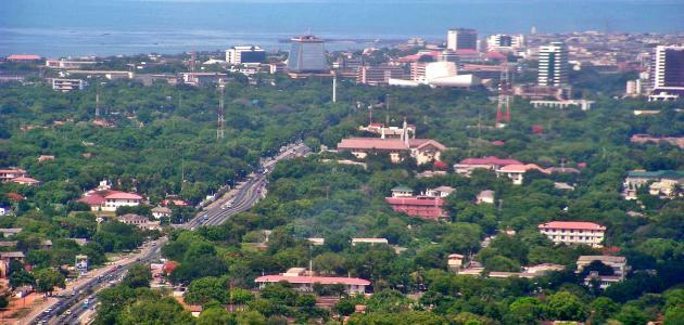 صورة عاصمة دولة غانا