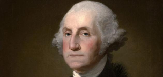 صورة أول رئيس أمريكي
