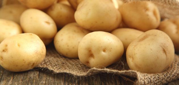 صورة كيفية طبخ البطاطس