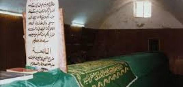 صورة أين يوجد قبر النبي هود