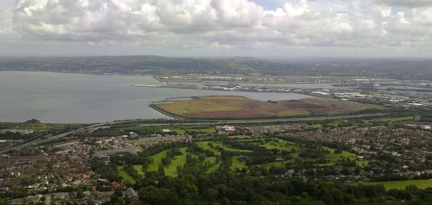 صورة ما هي عاصمة أيرلندا الشمالية